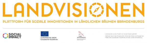 platform werneuchen wird unterstützt durch Landvisionen